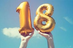 Erlebnis-Mix 'Sweet 18'