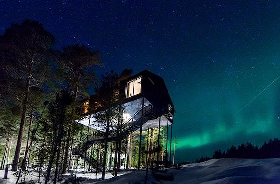 Erlebnisreise Lappland für 2 (5 Tage)