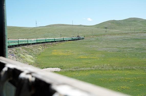 Erlebnisreise Mongolei für 2 (8 Tage)