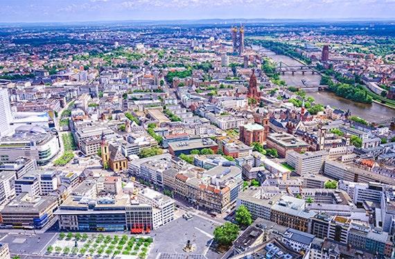 Frühstück & Bootsfahrt Frankfurt für 2