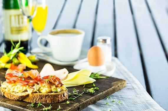 Frühstück & Fotoshooting Hamburg für 2