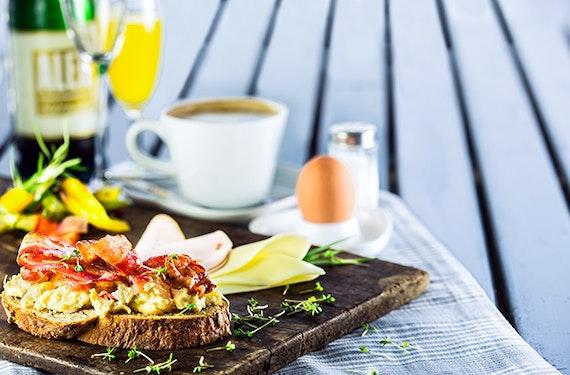 Frühstück & Fotoshooting Frankfurt für 2