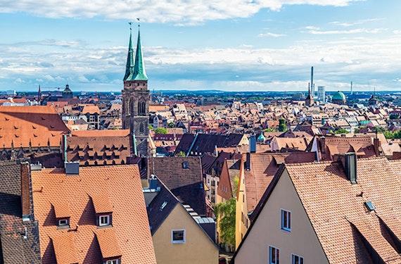 Erlebnistag Nürnberg Sightseeing für 2