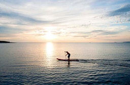 Erlebnisurlaub SUP & Soul in Istrien (4 Tage)