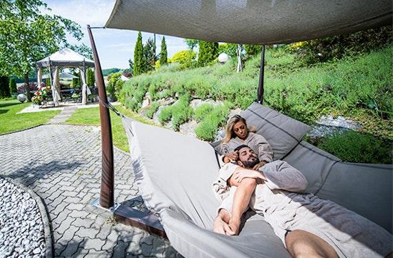 Prickelndes Wochenende für Paare in der Steiermark