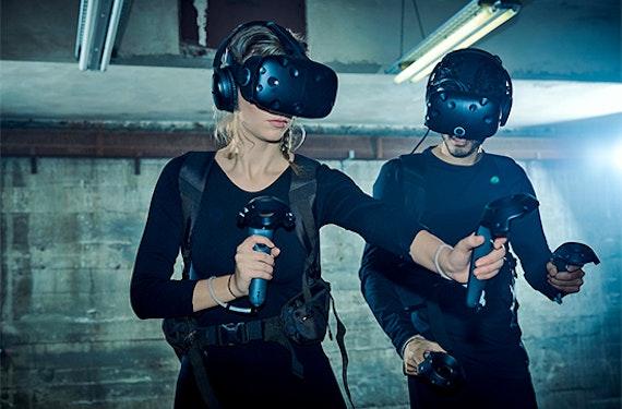 Virtual Reality Escape Room