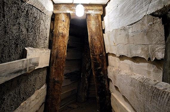 Escape Room Bergwerk Edition für bis zu 5 Personen