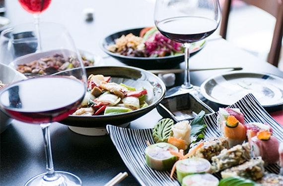Sushi essen für 2