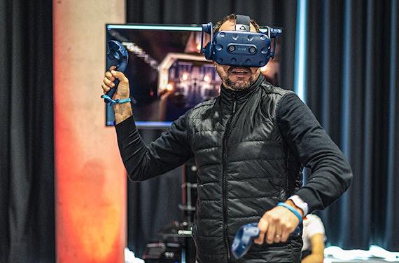Exit VR für 2 (1 Stunde) - Jochen Schweizer Arena München
