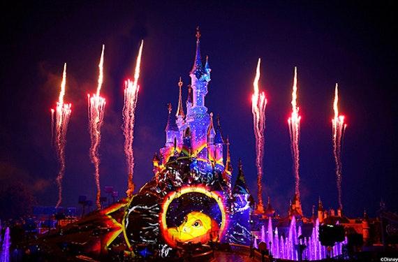 Familien-Kurzurlaub Disneyland® Paris für 3 (3 Tage)