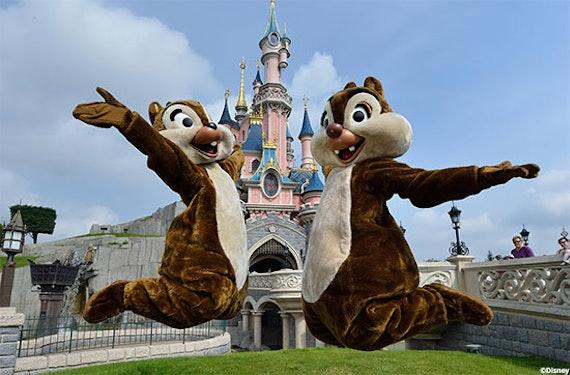 Premium Familien-Kurzurlaub Disneyland® Paris für 3 (4 Tage)