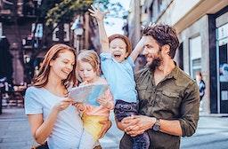 Familien Städteurlaub in Europa