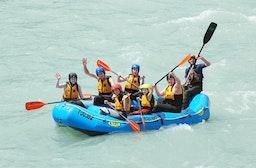 Rafting Tour für Groß & Klein in Österreich