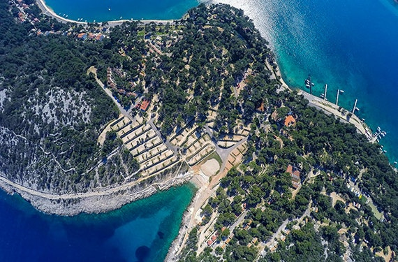 Familienurlaub Mali Losinj (Kroatien) für 4