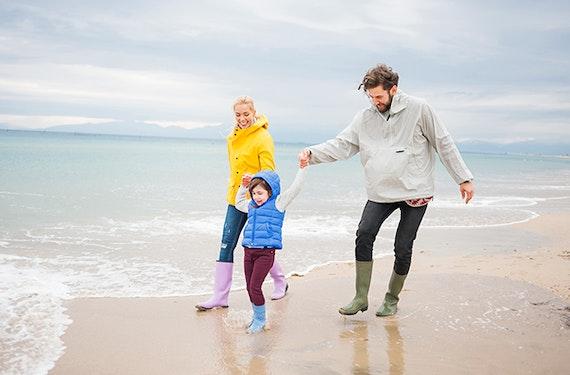Familienurlaub in Sellin für 4