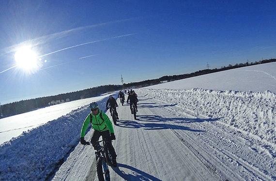 Fatbike Tour in Clausthal-Zellerfeld (3 Std.)