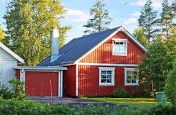 Ferienhaus in Schweden für bis zu 6 Personen (7 Tage)