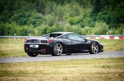 Ferrari 458 selber fahren (6 Runden)