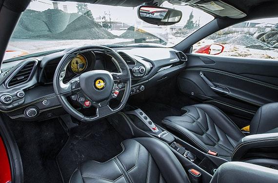 Ferrari 488 GTB fahren in Rosenheim (1 Tag)