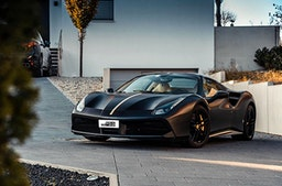 Ferrari mieten (40 Minuten)