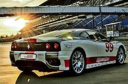 Ferrari F360 Renntaxi