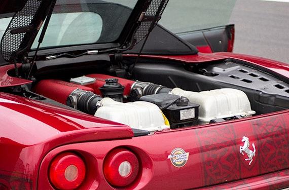 Ferrari F360 selber fahren (30 Minuten)