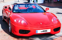 Ferrari F360 selber fahren (60 Min.)