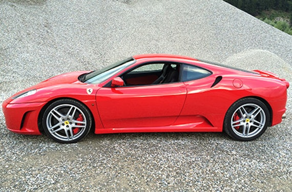 Ferrari F430 F1 fahren in der Steiermark