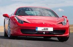 Ferrari F458 Italia fahren