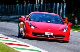 Ferrari F458 fahren Hockenheimring (1 Rdn.)