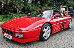 Ferrari F348 selber fahren (1 Tag)