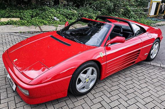 Ferrari F348 selber fahren (4 Stunden)