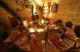 Historisches Dinner auf Festung Königstein für 2