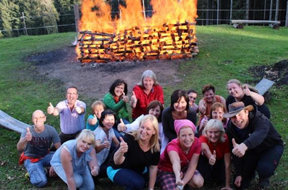 Feuerlauf Workshop