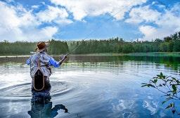 Fliegenfischen-Einsteigerkurs