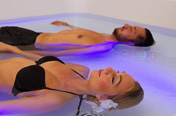 Floating & Massage für 2
