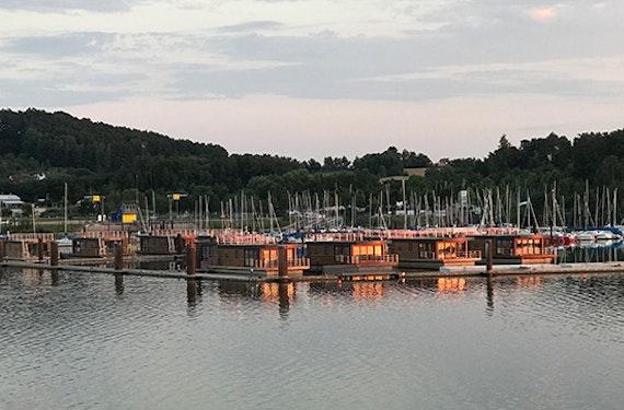 Winter-Kurzurlaub im Floating Village Brombachsee inkl. Frühstück für 2