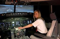 Boeing 737 Flugsimulator