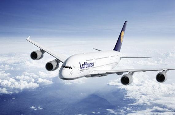 Lufthansa Flugsimulator A380 in Frankfurt a.M.