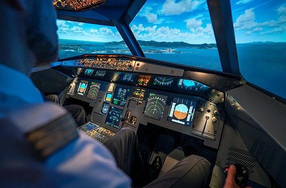 3D und 4D Flugsimulator VR in Frankfurt am Main
