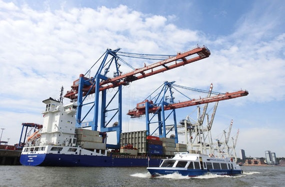Flusskreuzfahrt von Hamburg nach Travemünde für 2