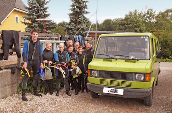 Fluss-Schnorcheln mit Schluchten-Tour in Oberösterreich