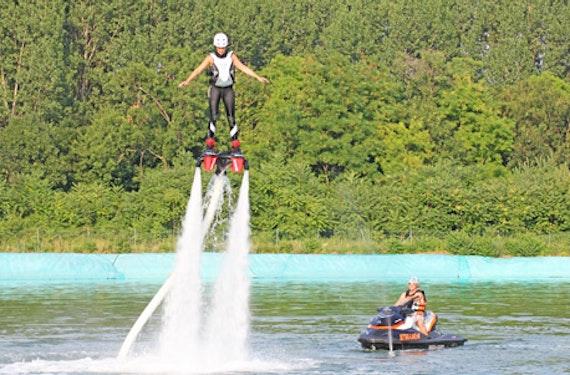 Flyboarding Raum Wien