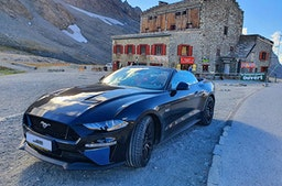 Ford Mustang mieten (3 Tage)