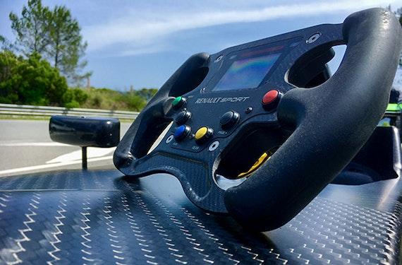 Formel Rennkurs 32 Runden