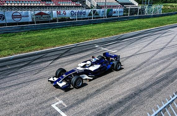 Formel 1 selber fahren Estland