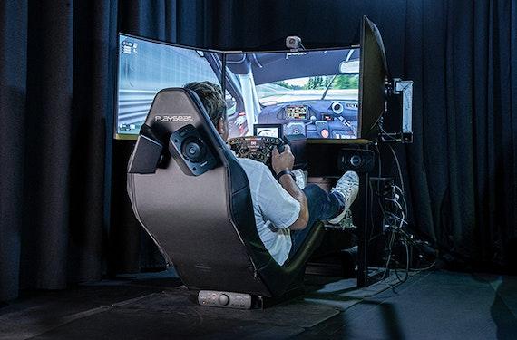 Formel 1 Simulator Langenfeld (60 Min.)