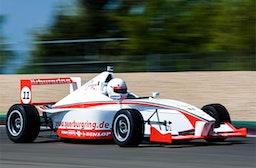 Formel fahren für Einsteiger am Nürburgring