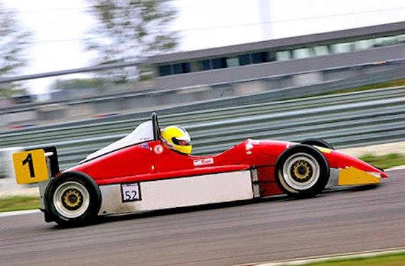 Formel fahren in der Slowakei