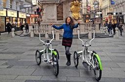 Freecross Stadt-Tour durch Wien